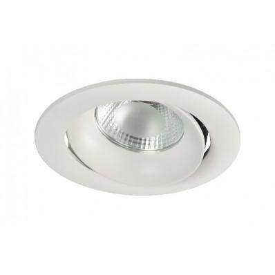 Empotrable LED 10W REDONDO BLANC0 COB