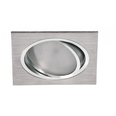 Downlight LED 11W y 900Lm CUADRADO ALUMINIO