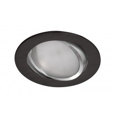 Downlight LED 11W REDONDO NEGRO