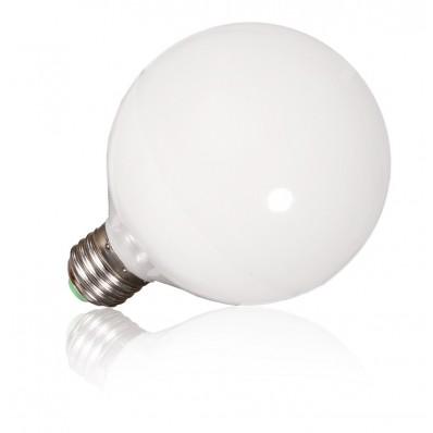 Bombilla globo LED 15W E-27