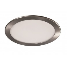 Downlight LED EDISON 18W NIQUEL SATINADO