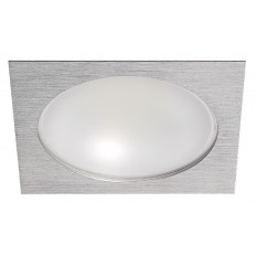 Downlight LED EDISON 18W CUADRADO ALUMINIO