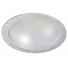 Downlight LED EDISON 18W REDONDO ALUMINIO