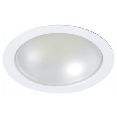 Downlight LED EDISON 18W REDONDO BLANCO