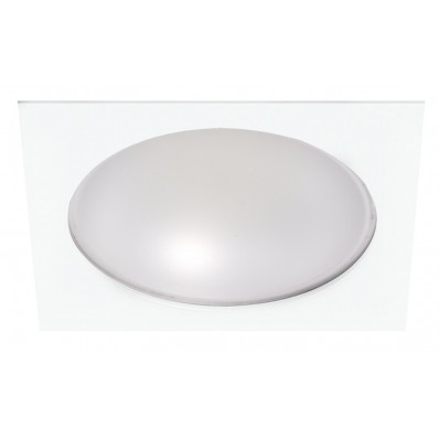 Downlight LED 18W CUADRADO BLANCO ECONOMIC