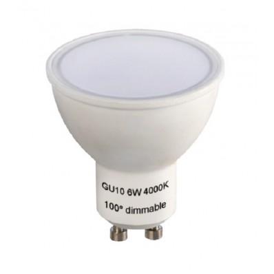 BOMBILLA LED 6W GU-10 450LM