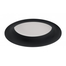 DOWNLIGHT LED 18W 1600LM NEGRO